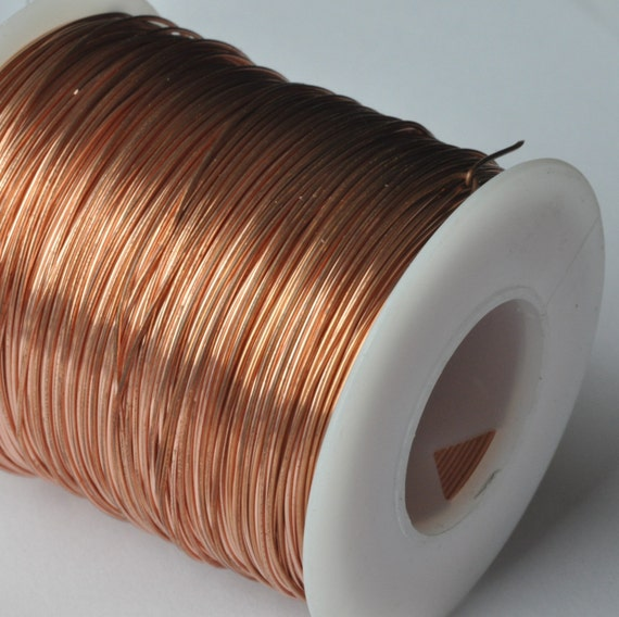 Copper Cable Rolls : Lb roll of bare solid copper wire jewelers quality your