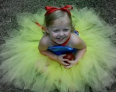 Snow White Princess Tutu and Corset Halloween Costume Tea Party Dress Christmas Gift 2t 3t 4t 5 6 7 8