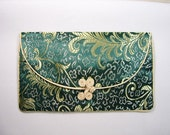 Handmade chinese style purse with two small bags