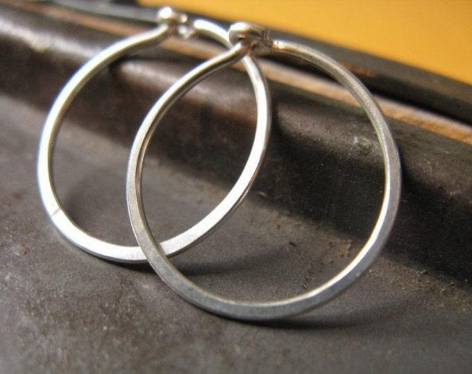 Hoop Earrings - Small