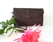 On Sale - Jenbaby in brown leather