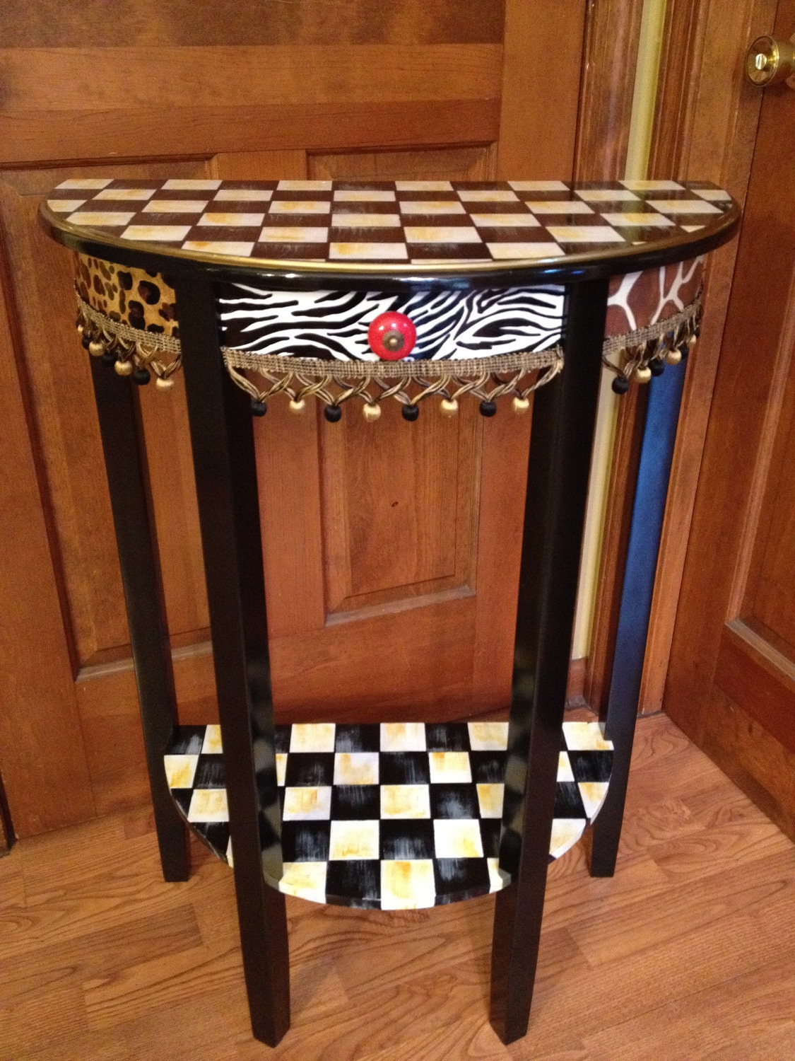 Whimsical Painted Furniture Hand Painted By Michelespraguedesign