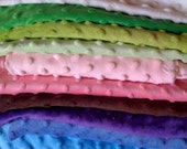 Pillowcases.  A Pair of Super Soft N Plush Minky Minkee standard size cases- You choose color(s)