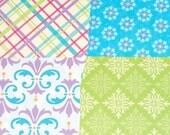 Mixed Colors Paper Lot 18 sheets 12 x 12