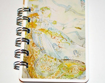 Fairy Mini Notebook Wish Keeper 1