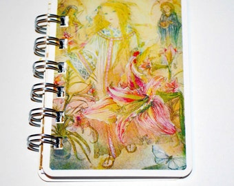 Fairy Mini Notebook Wish Keeper 6