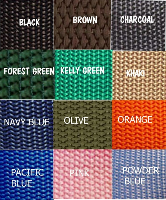 5 Ft. DOG LEASH or LEAD multiple colors to choose from