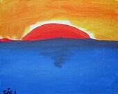 Zoe's Tropical Sunset