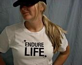 Endure Life Stars - WOMENS TSHIRT
