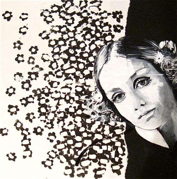 Twiggy 5 by Gretchen Kelly