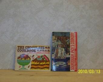 Two Vintage Cookbooks