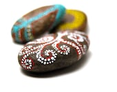 Prophecy / Painted Stones by Amy Komar / ON SALE