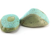 Small Universe Collection / Alaska Series / Painted Stones by Amy Komar
