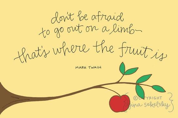 Quotation Friday:  Mark Twain 4x6