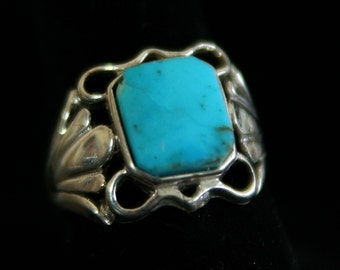 Turquoise ring 12