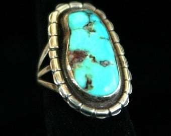Turquoise ring 31