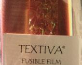 Raspberry Sparkle Fusible Film