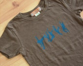 organic 'break, break it down' tshirt, 4T, short sleeve alternative apparel crew