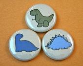 Dinosaur Button Set