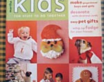 Sale Martha Stwart Kids Magazine