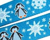 Winter may come - Ribbon Farbenmix Germany 1 yard