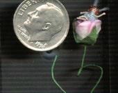 Flower Fairy on large rose