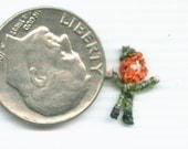 Lucky Leprechaun - micro-miniature figure
