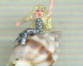 Mermaid in 1/144th scale