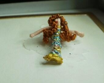 Fairy Tale Mermaid / micro-miniature