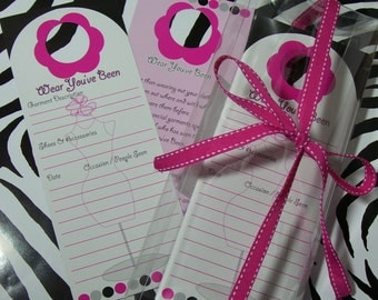 Wear You've Been® Hanger Tags - Pack of 12-SALE 5 DOLLARS