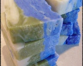 Acapulco Golden Pear and Berry Soap VEGAN