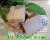 B.C. Coconut Creme Soap VEGAN