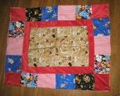 Baby Blanket\/Quilt - Pirates