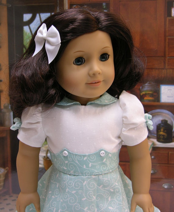 Retro Sweetie - vintage dress for American Girl doll