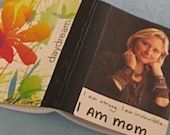 RESERVED for TakUniqueDesigns -- Pocket Notebook -- Invincible Mom