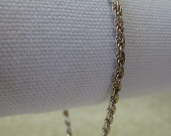 Pretty Silver - bracelet