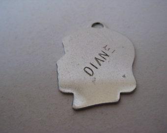 Silver Diane - vintage charm
