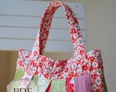 the Anne handbag (pdf sewing pattern)