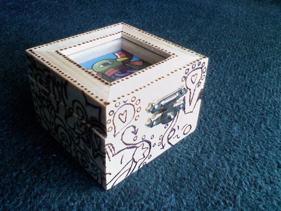 Pokemon Box reserved for andreaaaaaa