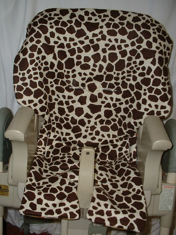 Baby Universal Fit High Chair Cover Replacement Reversable