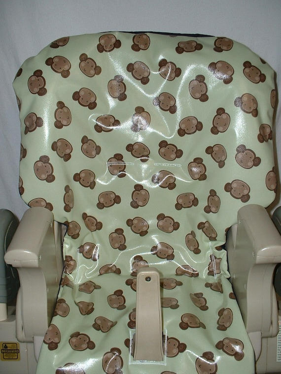 Easy Wipe Pul Cloth Replacement High Chair Cover