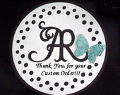 CUSTOM for Aidi - Digital Cupcake Wrappers by Annie42 - AR Creations on Etsy