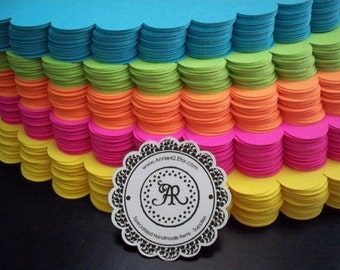 CUPCAKE WRAPPER, Cupcake Holders, Scalloped Top, Set of 12 CHOOSE Color Hot Pink, Turquoise, Lime Green, Yellow & Orange