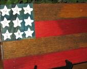 Fort Knox Floor Flag Natural finish