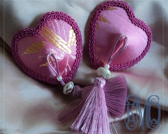 Pretty in Pink, Burlesque Pasties