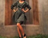 Mystical night dress...mix silk (4 sizes M,L,XL,XXL)1238