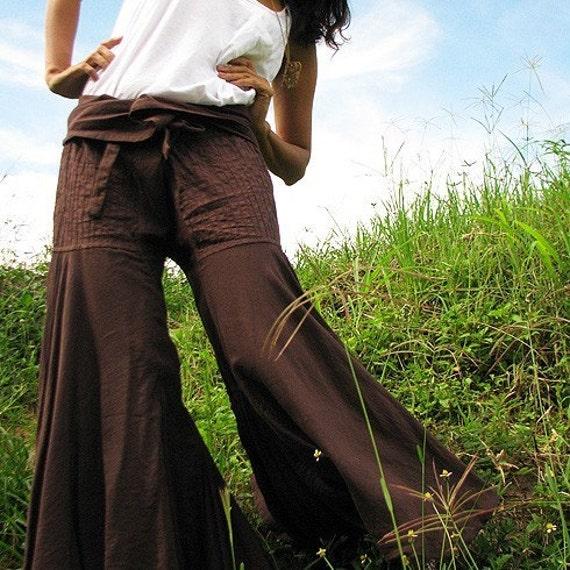 Enchanted pants brown...(S-M)