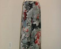 Samurai PANTS - Alexander Henry - Tatsu Dragon - Made in ANY Size - Boutique Mia