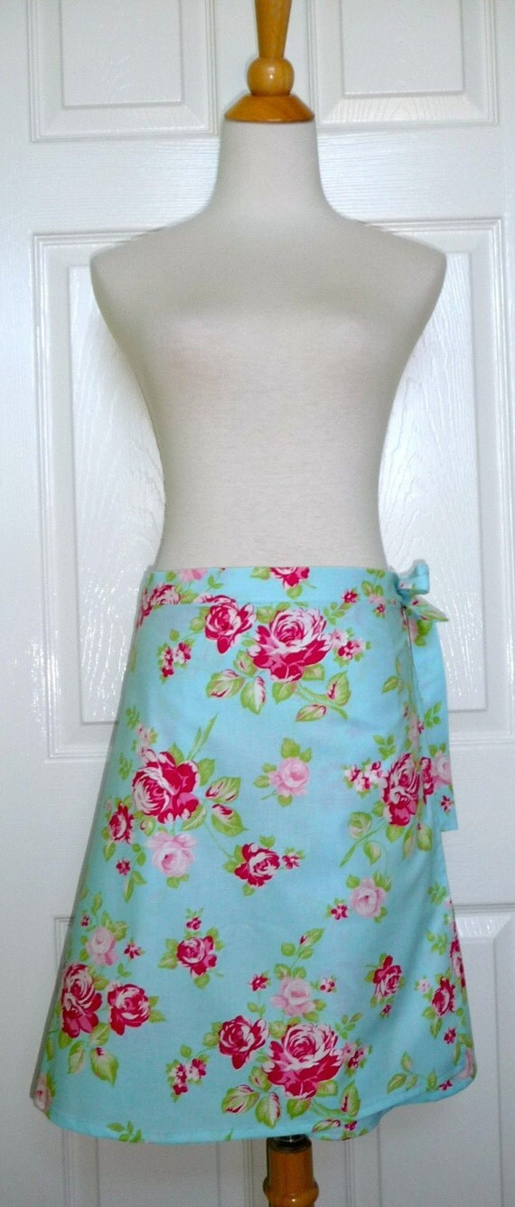 Wrap Around SKIRT - Tanya Whelan - Made in ANY Size - Boutique Mia