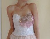 Custom Wedding Dress for Dara